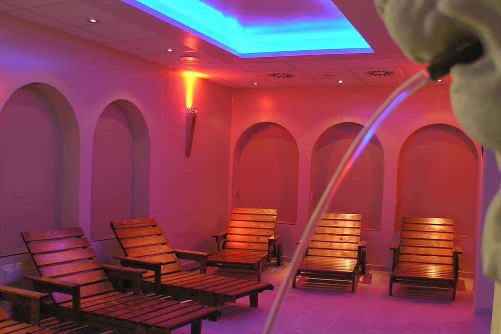 cheshire wellness fibre optic lighting